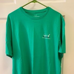 Vineyard Vines golf tee